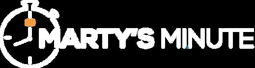 Marty's Minute, Martys Minute, Marty Osborn, Advoco, Marty's Minute Logo