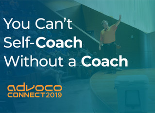You Can't Self-Coach Without a Coach