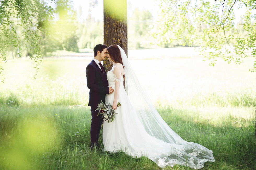 bröllopsfotograf sundsvall veronica lindström