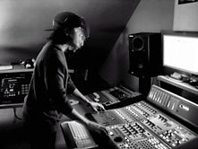 Record Producer for The Sound Bakery