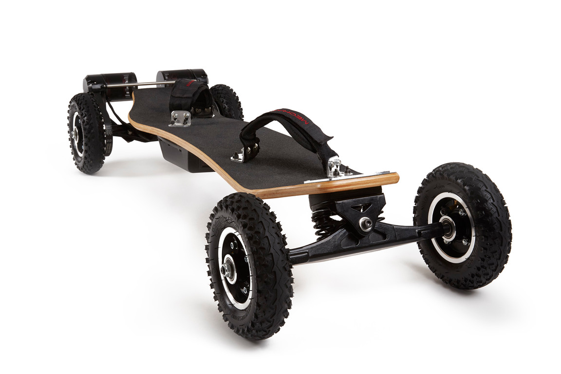 Mechane Aton Off-Road Longbard mountainboard