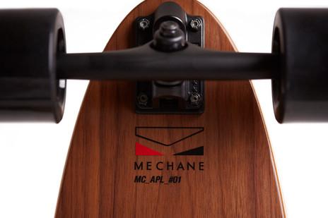 Longboard Mechane Apollo Serial number