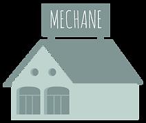 Mechane Headquarter logo
