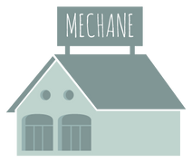 Mechane Headquarter logo