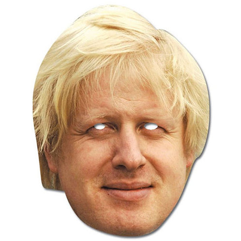 Boris Johnson Face Mask