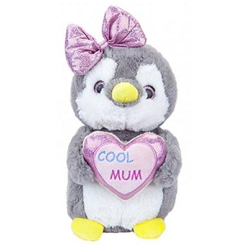 Cool Mum Penguin Teddy
