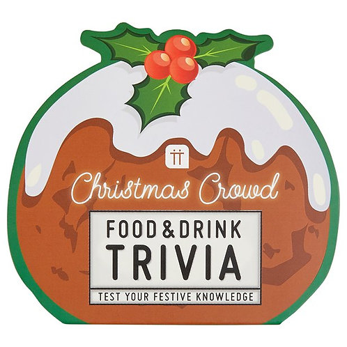 Food and Drink Trivia Game