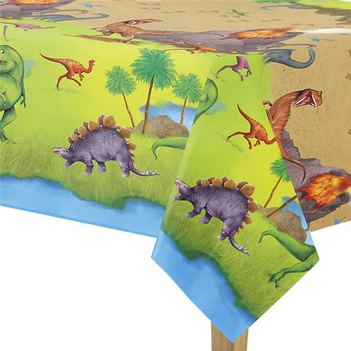 Dinosaur Adventure Party Tablecover