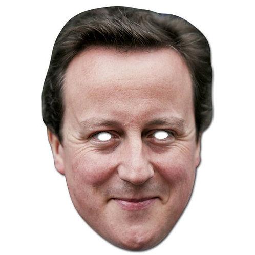 David Cameron Face Mask