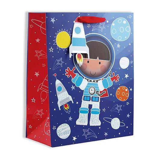 Spaceman Large Gift Bag