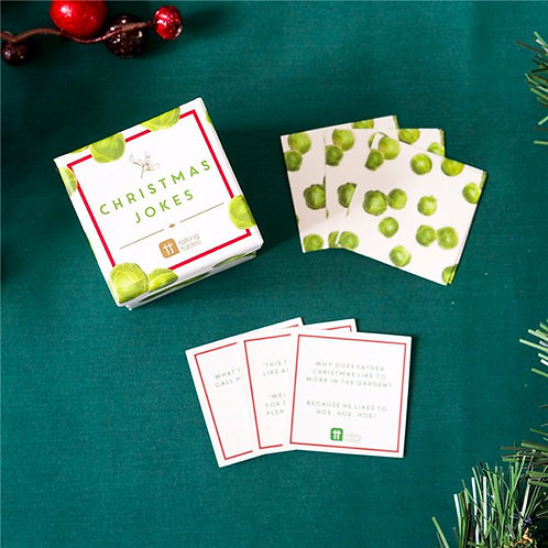Christmas Sprout Jokes