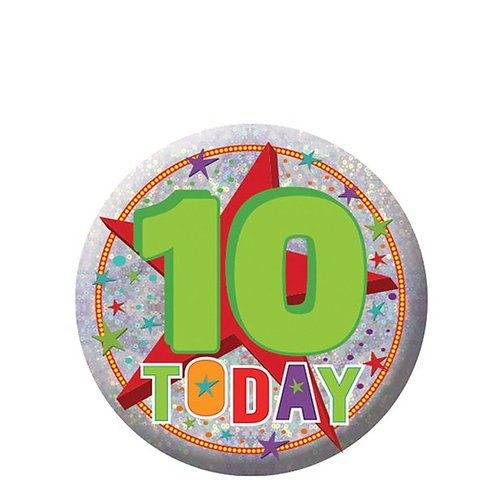 10 Today Badge