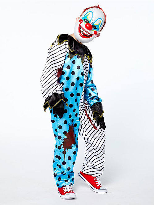 Halloween Scary Clown with Mask