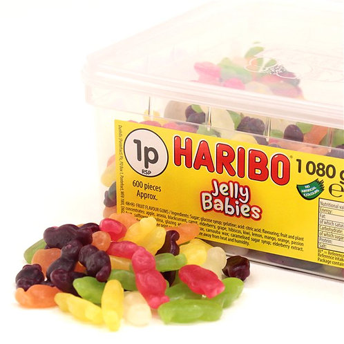 Haribo Jelly Babies Sweets