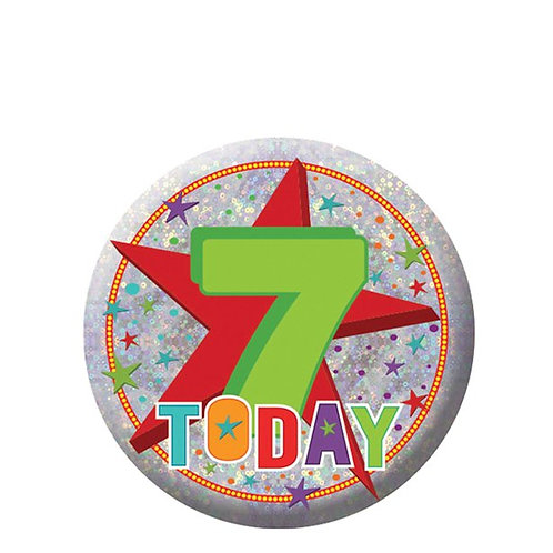 7 Today Badge