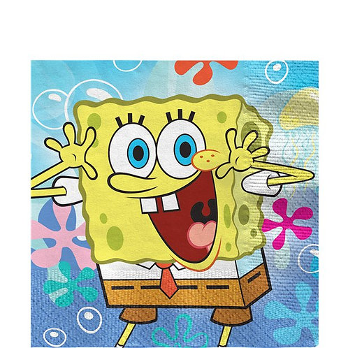 Spongebob Paper Napkins