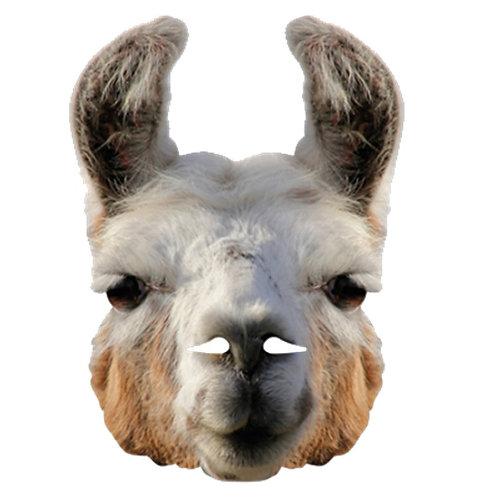 Llama Face Mask