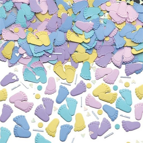 Pitter Patter Table Party Confetti