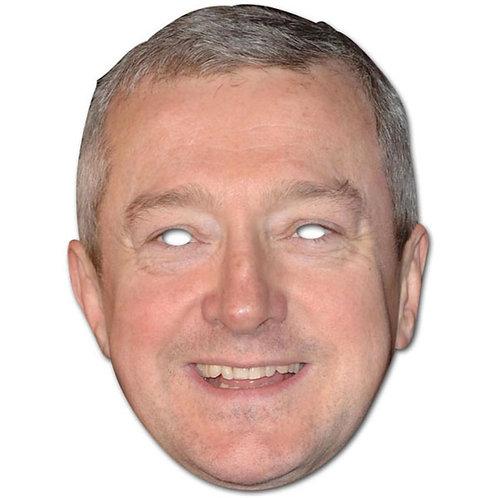 Louis Walsh Face Mask