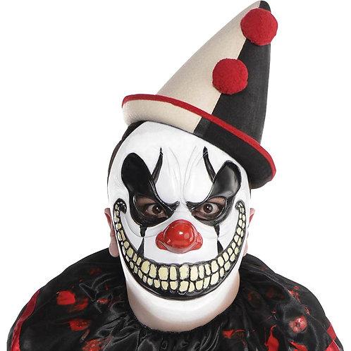 Halloween Freakshow Clown Mask
