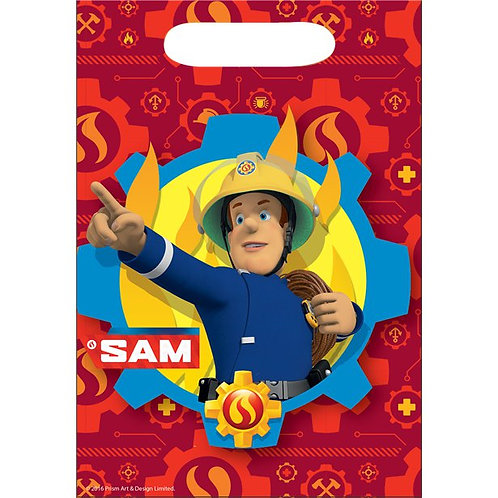 Fireman Sam Party Gift Bags