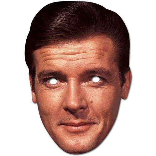 Roger Moore Face Mask