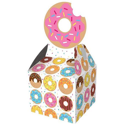 Doughnut Time Party Favour Boxes