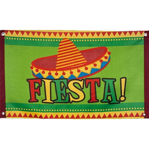 Mexican Fiesta Flag