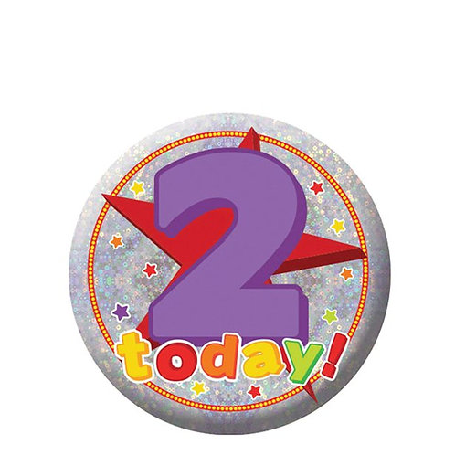 2 Today Badge