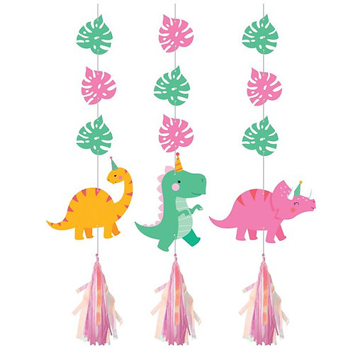 Dinosaurs Hanging Decorations