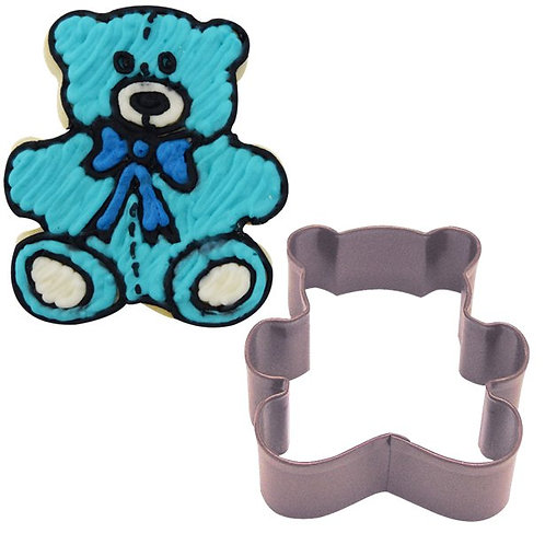 Teddy Bear Cookie Cutter Shape