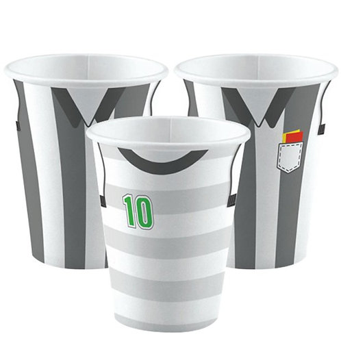 Football Kicker Party Paper Cups