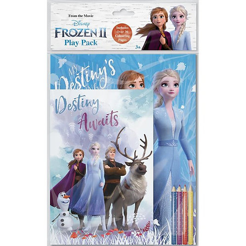 Children's Frozen 2 Play Activity Pack