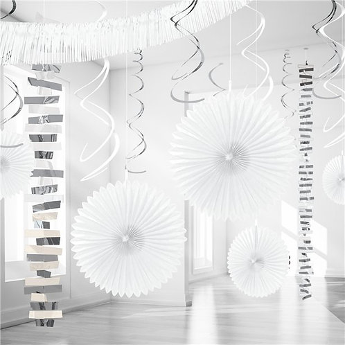 White Party Decorating Kit