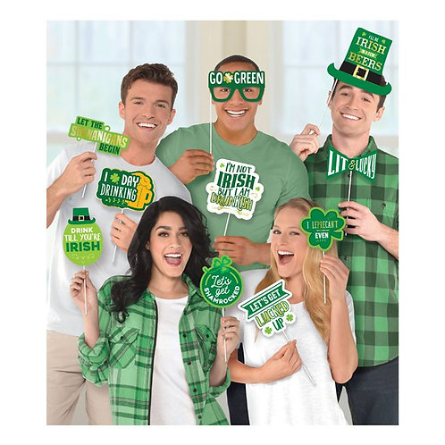 St Patrick's Day Props