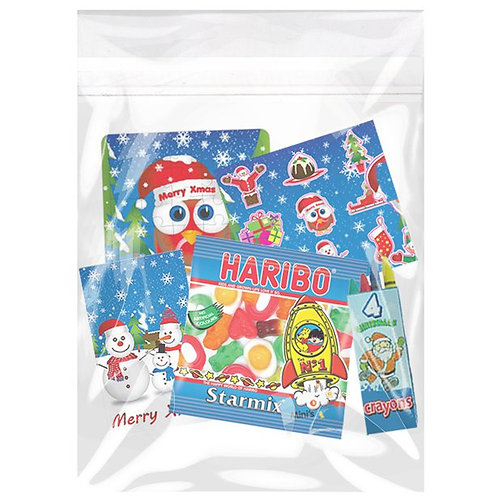 Christmas Prefilled Party Bags