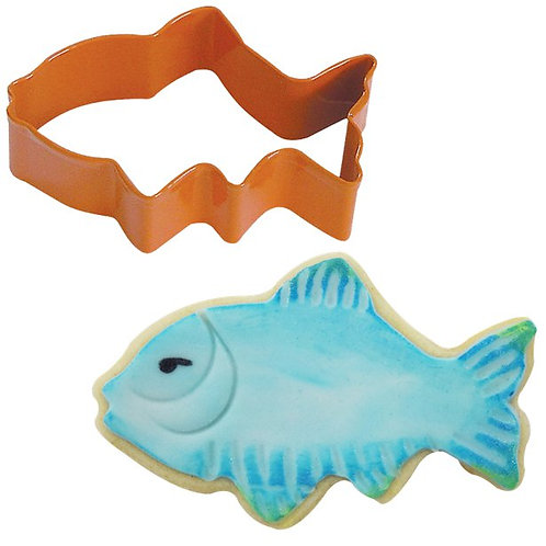 Fish Cookie Cutter Shape