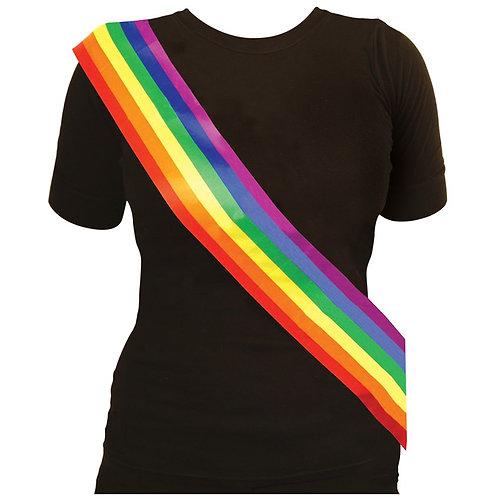 Rainbow Pride Sash