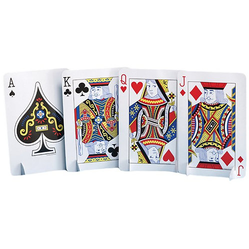 Casino Party Night Table Centrepiece Suit Set