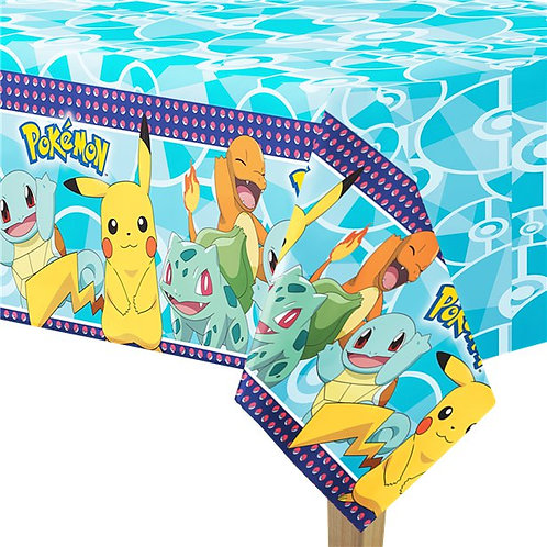 Pokemon Party Tablecover