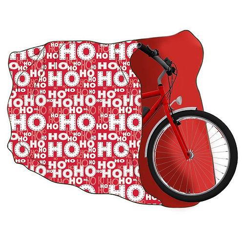 Ho Ho Ho Christmas Bike Sack