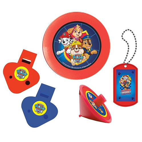 Paw Patrol Party Favour Pack