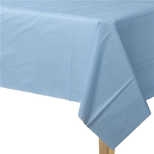 Baby Blue Party Tablecover