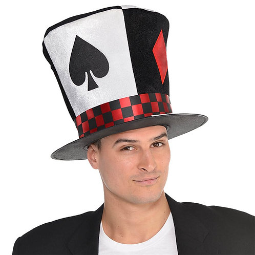 Poker Ace Fancy Dress Hat