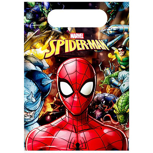Children's Party Spider-Man Party Gift Bags