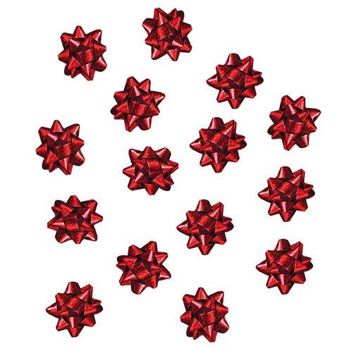 Red Mini Present Bows