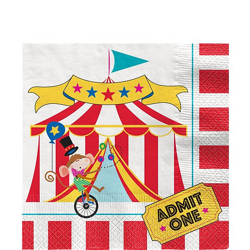 Party Napkins. Pack Of 16