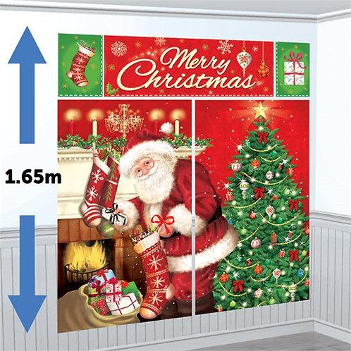 Christmas Scene Setter Kit