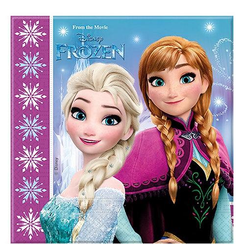 Frozen Party Napkins