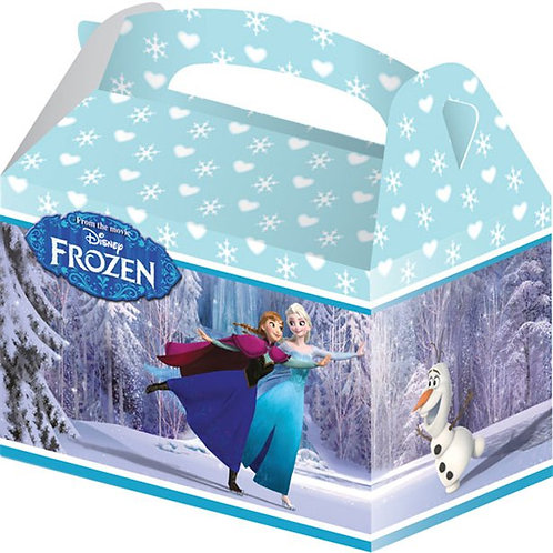 Frozen Ice Skating Party Box